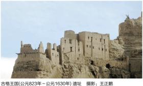 古格王国的建筑艺术